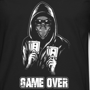 ACAB - GAME OVER Manches longues - T-shirt manches longues Premium Homme