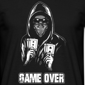 ACAB - GAME OVER Tee shirts - T-shirt Homme
