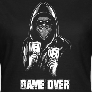ACAB - GAME OVER T-Shirts - Women's T-Shirt