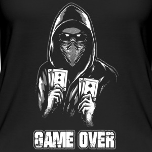 ACAB - GAME OVER Toppe - Øko tank top til damer