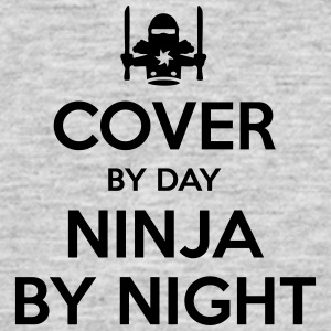 cover day ninja by night - Men's T-Shirt