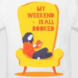 My weekend is all booked Shirts - Kids' Organic T-shirt