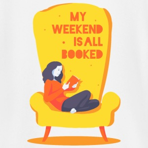 My weekend is all booked Långärmade T-shirts baby - Långärmad T-shirt baby
