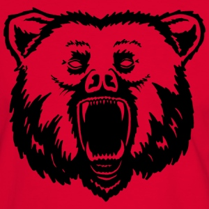 Bear T-Shirts - Men's Ringer Shirt