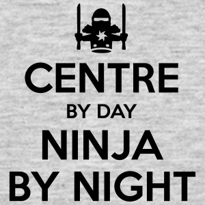 centre day ninja by night - Men's T-Shirt