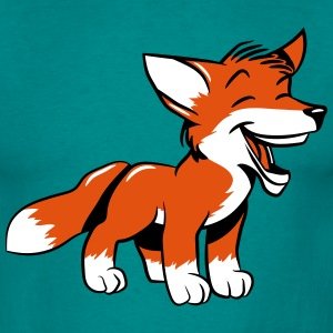 Fuchs Lachen