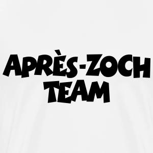 Karneval Après-Zoch Team Party Design
