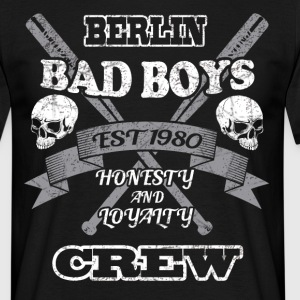berlin bad boys - Männer T-Shirt