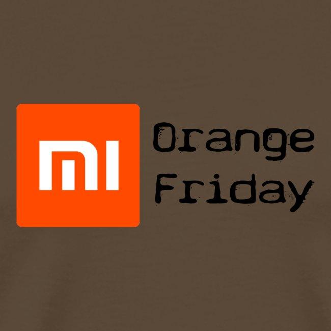 Orange Friday - Fanshirt