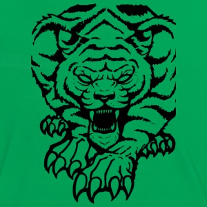 Tiger T-Shirts - Women's Ringer T-Shirt