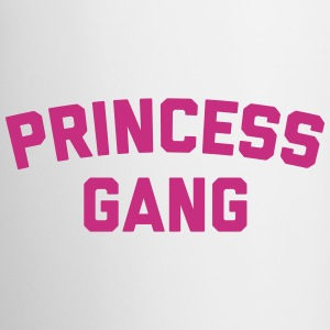 Princess Gang Funny Quote  Mugs & Drinkware - Mug
