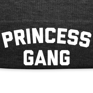 Princess Gang Funny Quote  Caps & Hats - Winter Hat