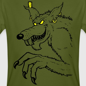 Monster Rat T-Shirts - Men's Organic T-shirt