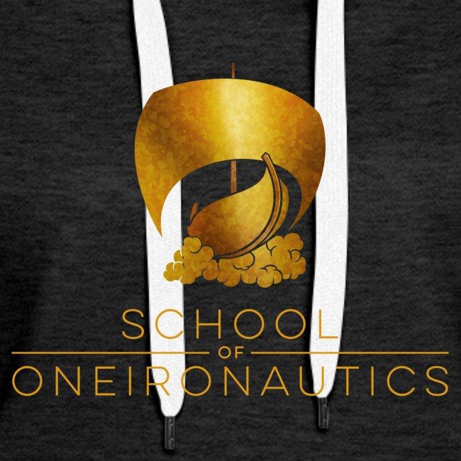 School of Oneironautics Hoodie Damen