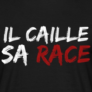 il caille sa race Tee shirts - T-shirt Homme