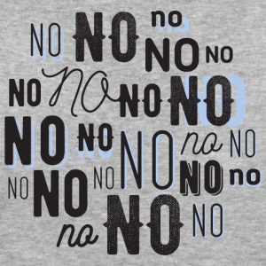 No No No No No No No No No NO Camisetas - Camiseta ecológica mujer