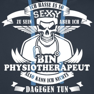 Sexy Physiotherapeut Pullover & Hoodies - Männer Premium Hoodie
