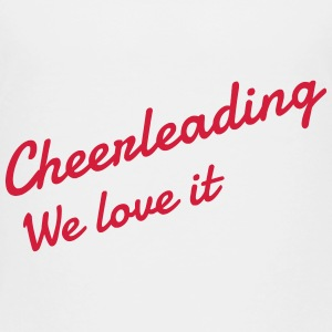 Cheerleader Cheerleading Dance Sport Twirling Shirts - Kids' Premium T-Shirt