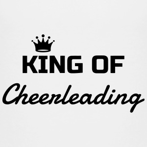 Cheerleading Cheerleader Sport Sportler Spieler T-Shirts - Kinder Premium T-Shirt