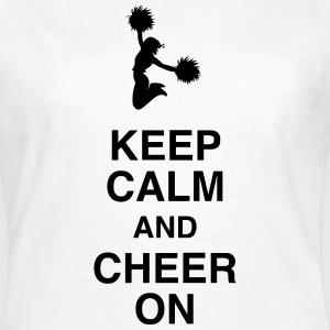 Cheerleading Cheerleader Sport Sportler Spieler T-Shirts - Frauen T-Shirt