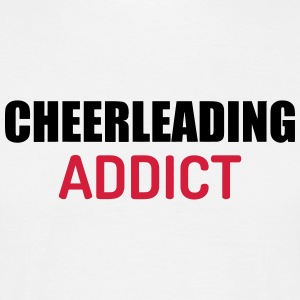 Cheerleading Cheerleader Sport Sportler Spieler T-Shirts - Männer T-Shirt