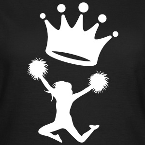 Cheerleading Cheerleader Pom Pom girl Majorette Tee shirts - T-shirt Femme
