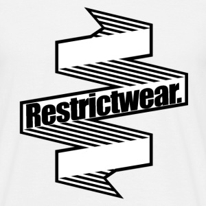 Strictwear. Restrict alpha - Men's T-Shirt