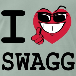 i_love_swagg Tee shirts - T-shirt Premium Homme