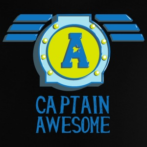 Captain awesome Captain geil self-consciously arrogant Baby Shirts  - Baby T-Shirt