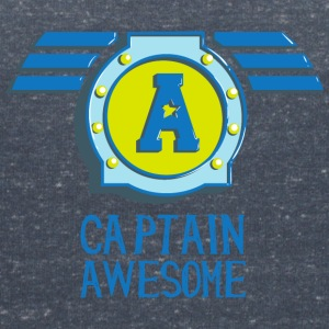 Captain awesome Captain geil self-consciously arrogant T-Shirts - Women's V-Neck T-Shirt