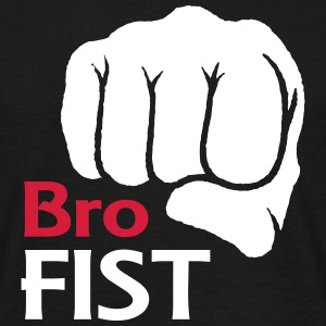 Bro Fist T-Shirt design - Männer T-Shirt