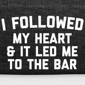 Led Me To Bar Funny Quote Petten & Mutsen - Wintermuts