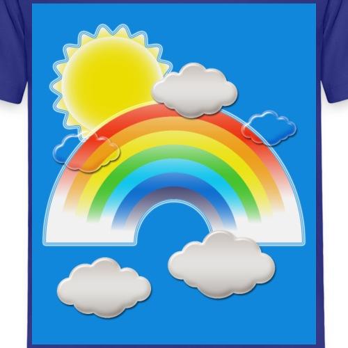 Rainbow Flying High
