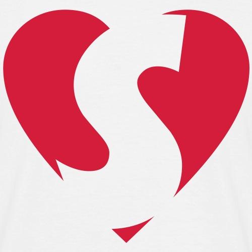 Herz S - I love S