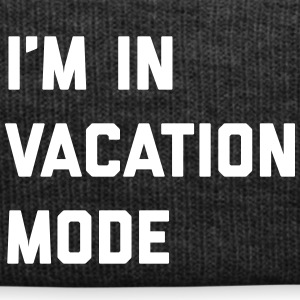 Vacation Mode Funny Quote Caps & Hats - Winter Hat