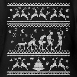 GOLF EVOLUTION WEIHNACHTSEDITION Babybody - Ekologisk kortärmad babybody