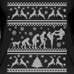 KARATE EVOLUTION WEIHNACHTSEDITION Tops - Vrouwen bio tank top