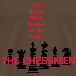 The Chessmen - Männer Premium T-Shirt