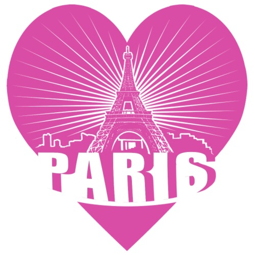 Paris in Love in Punky Pink