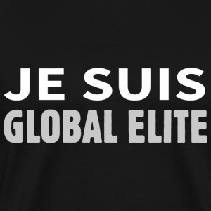 Je suis Global Elite Tee shirts - T-shirt Premium Homme