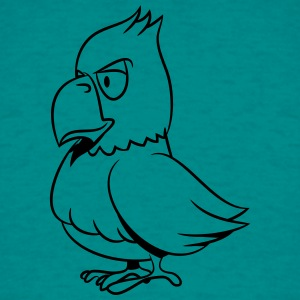 Parrot bird T-Shirts - Men's T-Shirt