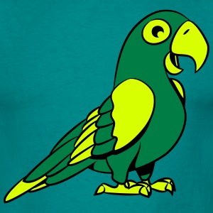 Parrot sweet T-Shirts - Men's T-Shirt