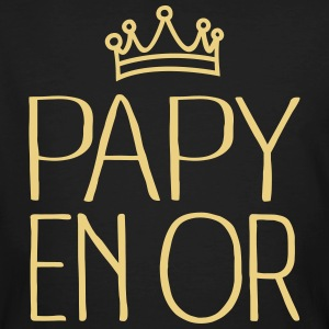 Papy En Or Tee shirts - T-shirt bio Homme