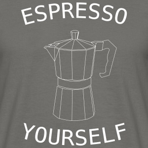 ESPRESSO YOURSELF T-Shirts - Männer T-Shirt