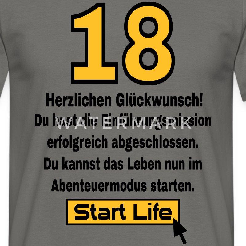 Spruche 18 Geburtstag