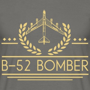b-52 bomber t-shirt - Men's T-Shirt