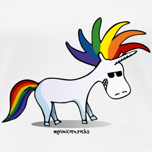 Punk Einhorn, Punky Unicorn