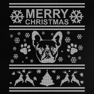 FRENCH BULLDOG CHRISTMAS EDITION Baby Shirts  - Baby T-Shirt
