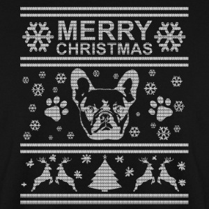 FRENCH BULLDOG CHRISTMAS EDITION Hoodies & Sweatshirts - Men's Sweatshirt