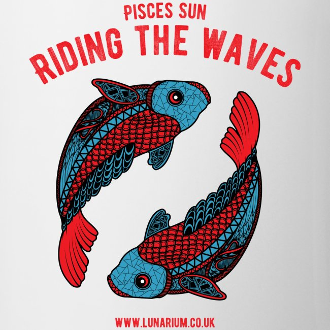 Pisces Sun Mug